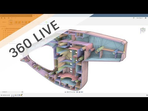 360 LIVE: Mesh to Solid