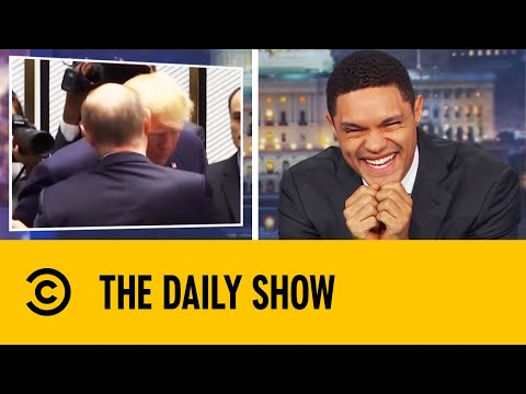 Donald Trump's Twitter Feud With Kim Jong Un   The Daily Show