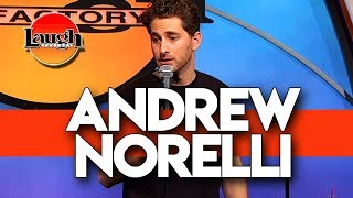 Anabolic Steroids | Andrew Norelli | Stand-Up Comedy