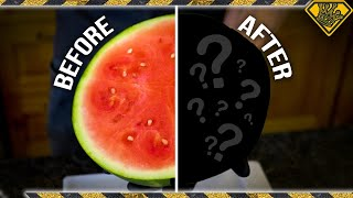 What Happens if You Take the Water Out of Watermelon?
