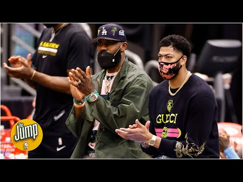 What have we learned about the Lakers without AD & LeBron? | The Jump
