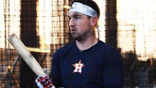 Alex Bregman Hitting in the Batting Cages | MLB Spring Training 2019 Ep. 1