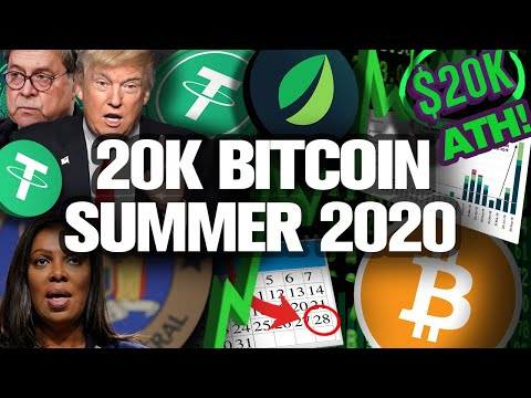 BITCOIN Will Hit 20k Again!! When? This Summer!!
