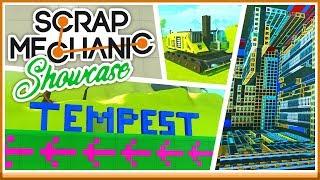 HELT GALET! - Scrap Mechanic Showcase!