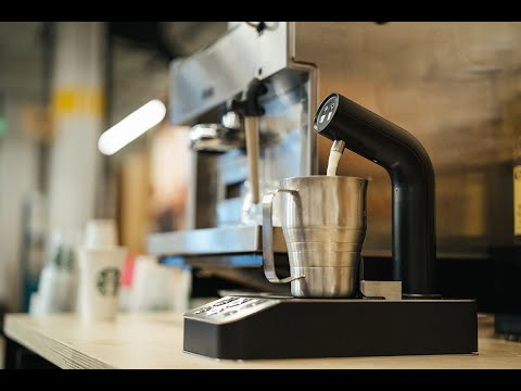 Inside the Tryer Center, the Starbucks Lab Where Anything is Possible