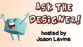 Ask the Designer with Jason Levine!