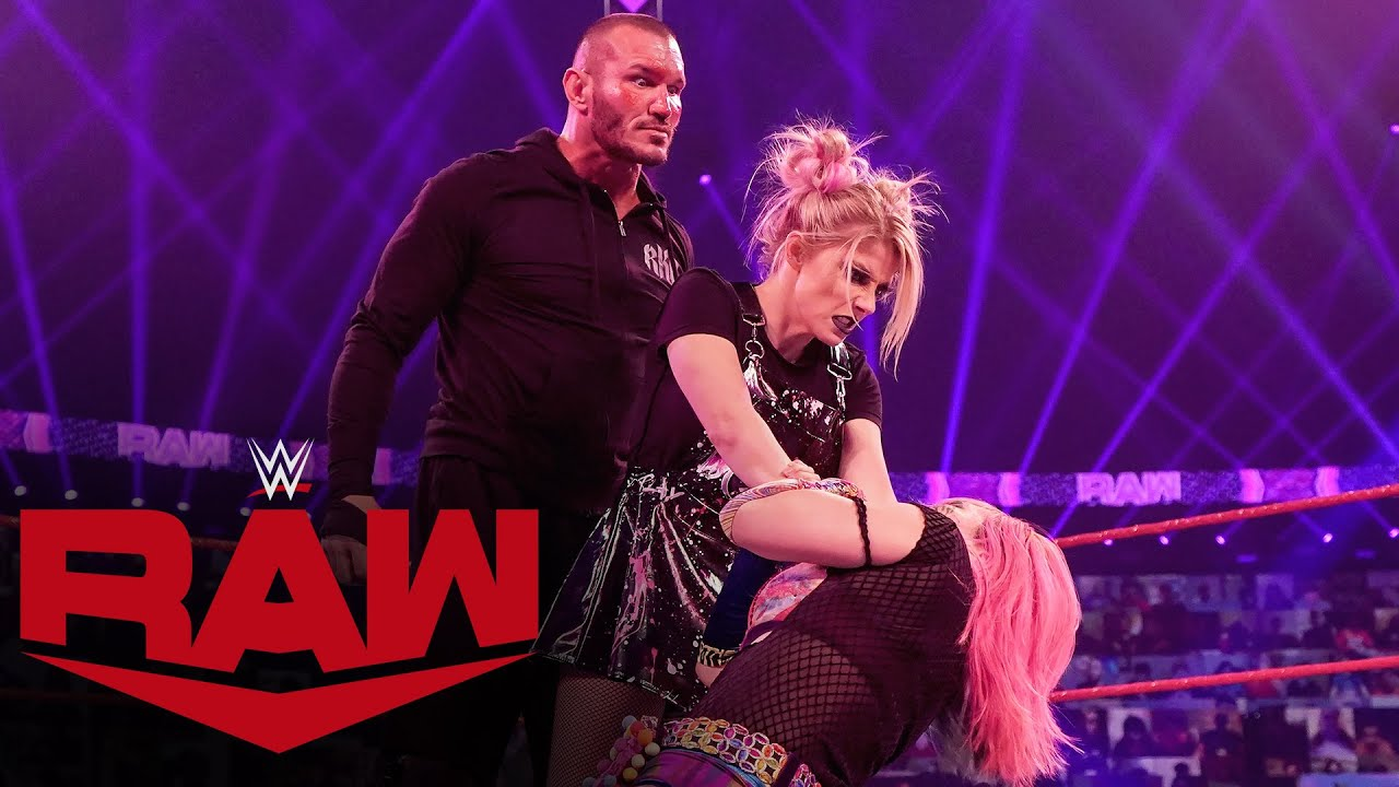 Randy Orton Hits Alexa Bliss With The RKO, No Royal Rumble Announcement On Orton Vs. The Fiend