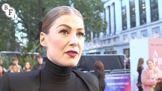 A PRIVATE WAR Mayor of London's Gala   BFI London Film Festival 2018