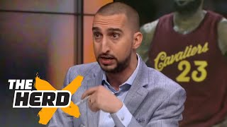 Nick Wright: We lie about what Michael Jordan did and didn't do | THE HERD