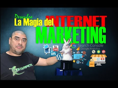 Lecciones de Internet Marketing Trailer