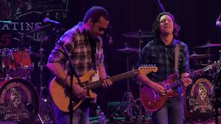 Davy Knowles & Albert Castiglia - Fire On The Bayou - 11/9/19 Intrepid Artist 25 Year Celebration