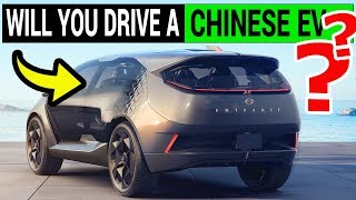 Why Chinese Electric Cars Could Be a Real Deal | GAC Concept EV