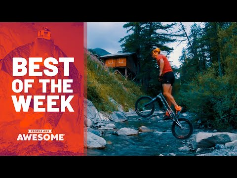 Epic Waterslides, Pulling Trucks, Extreme Kayaking & More | Best of the Week