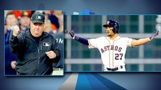 The Voice of REason: Rich Eisen Weighs in on Astros/Red Sox Fan Interference Controversy | 10/18/18