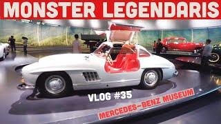 Main ke Mercedes-Benz Museum di Jerman (PART 2/2) | VLOG #35