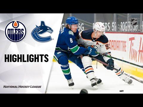 Oilers @ Canucks 5/3/21 | NHL Highlights