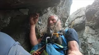 More crazy assed vertical adventures in the Union Mine!