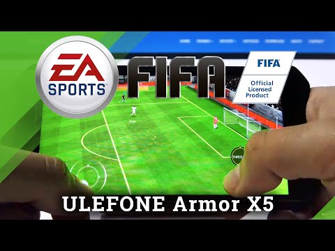 Discover FIFA Mobile Performance on Ulefone Armor x5 - FIFA Gameplay