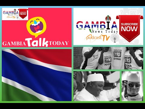 GAMBIA TODAY TALK 23RD FEBRUARY 2020