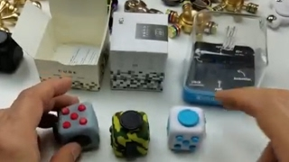 Fake vs Real Fidget Cube - Is it Really Worth it? + 5 Giveaways