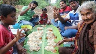 Bagara Rice, mild spicy and aromatic rice preparation by Mastanamma
