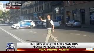 Possible Terror Attack in Barcelona!
