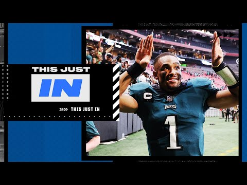 The impact Jalen Hurts will have on the Eagles' pursuit for the NFC East title   This Just In