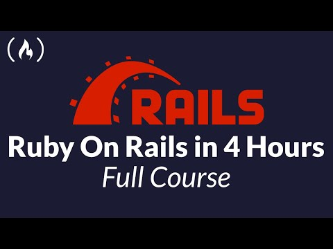 Learn Ruby on Rails - Full Course
