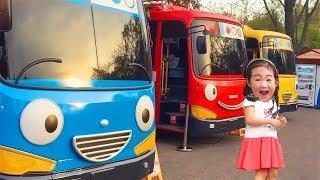 보람이랑 라니버스타고 인천과학관 버스여행 Children's Science Museum by Bus