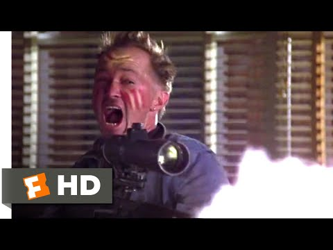 The Hunter (1980) - I'm Gonna Kill You! Scene (9/10) | Movieclips