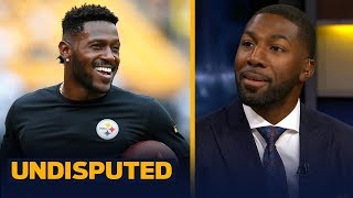 Greg Jennings thinks Antonio Brown would be an asset to several teams | NFL | UNDISPUTED