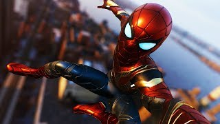 THE IRON SPIDER | Spider-Man - Part 9