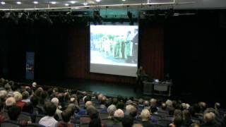 Prof. Jim Al-Khalili - Alan Turing: Legacy of a Code Breaker