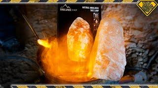 Himalayan Salt Lamp DESTROYED