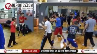Dos Naciones un Sueño CMB Oakley Gym