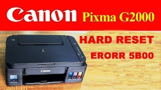 Download How To Reset Canon G2000 Printer Clip Videos