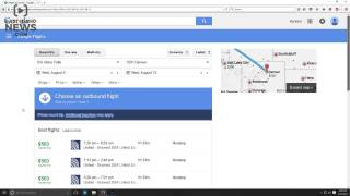 The very best way to book flights using Google Flights
