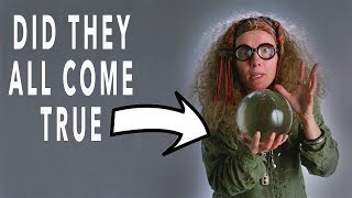 DID ALL OF TRELAWNEY'S PREDICTIONS COME TRUE?