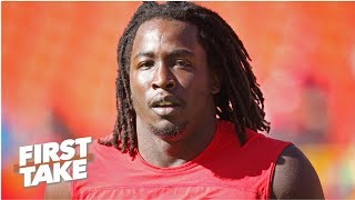 Kareem Hunt's 8-game suspension is a message from the NFL - Max Kellerman | First Take