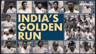 Time for everyone to applaud India's 9 consecutive series wins - Harsha Bhogle