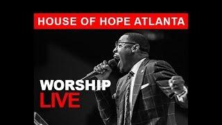 House of Hope Atlanta Worship Service - 06/17/18 @ 7:30am