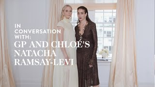 Gwyneth Paltrow and Chloé's Natacha Ramsay-Levi's Met Gala Date | goop