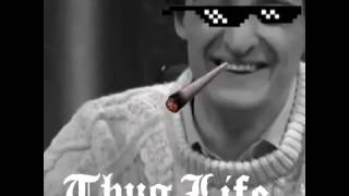 Ted Loveday Thug Life on University Challenge