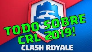 TODOS LOS EQUIPOS ANUNCIADOS / LEAKEADOS PARA LA CRL 2019! POWER RANKING! | Clash Royale en Español