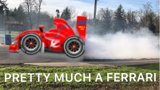 I BOUGHT A MID ENGINE CAR TO DRIFT!!