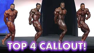 2019 Mr Olympia Prejudging Analysis - Top Callout
