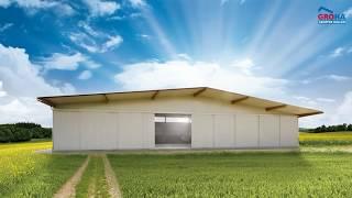 VARIKO - Die VARIable und KOstengünstige Lager- und Maschinenhalle