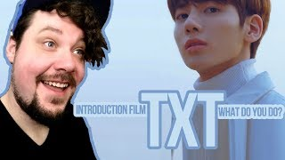 Mikey Reacts to TXT (투모로우바이투게더) 'Introduction Film - What do you do?' - 태현 (TAEHYUN)