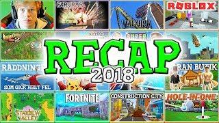 2018 RECAP med STAMSITE!