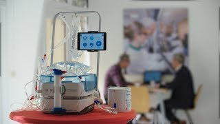 Eerste 3D-model Draagbare Kunstnier gepresenteerd! - Nierstichting x Debioitech